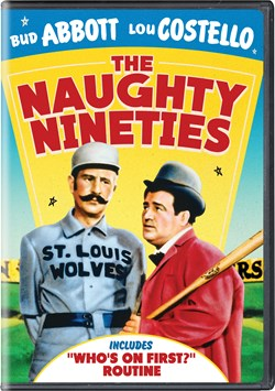 The Naughty Nineties [DVD]