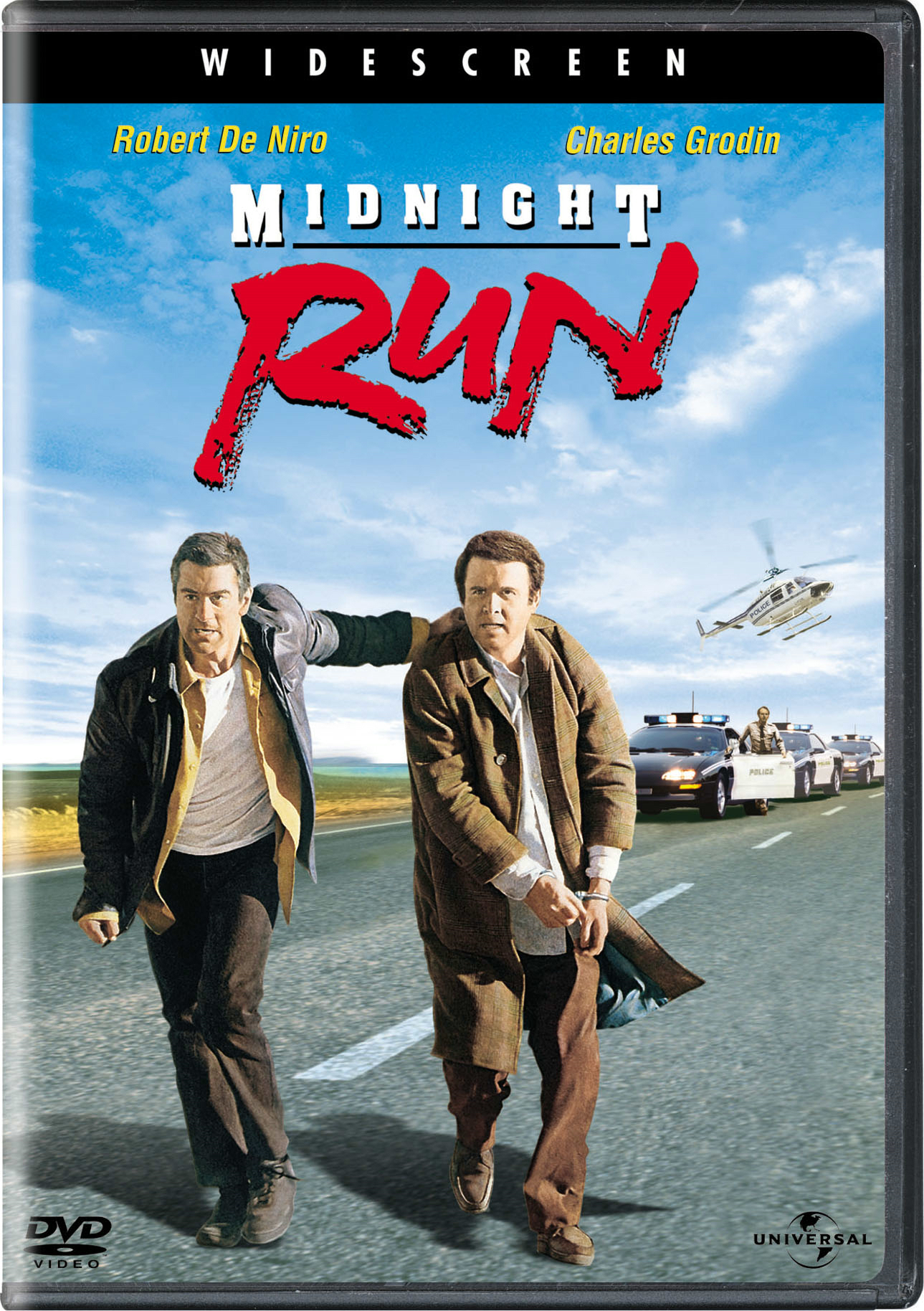 Midnight Run [DVD]