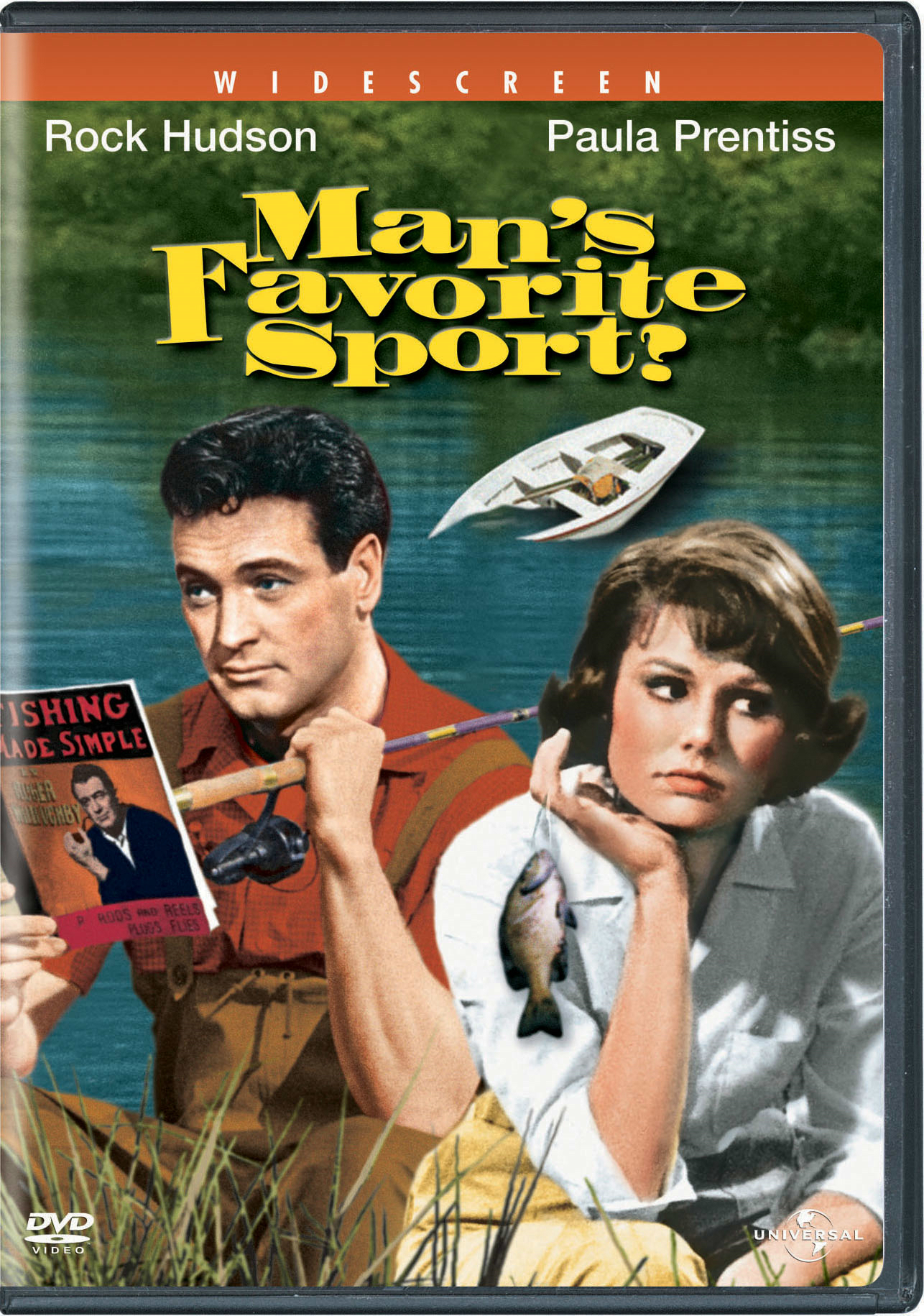 Man's Favourite Sport? [DVD]