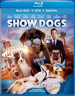Show Dogs (with DVD - Double Play) [Blu-ray]