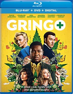 Gringo (with DVD) [Blu-ray]