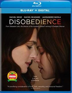 Disobedience [Blu-ray]
