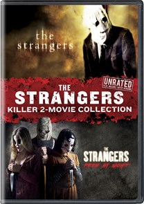 The Strangers/The Strangers - Prey at Night [DVD]