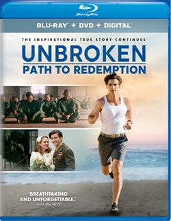 Unbroken - Path to Redemption (with DVD) [Blu-ray]