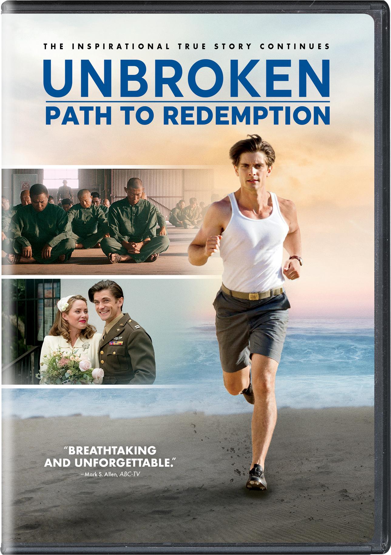 Unbroken - Path to Redemption [DVD]
