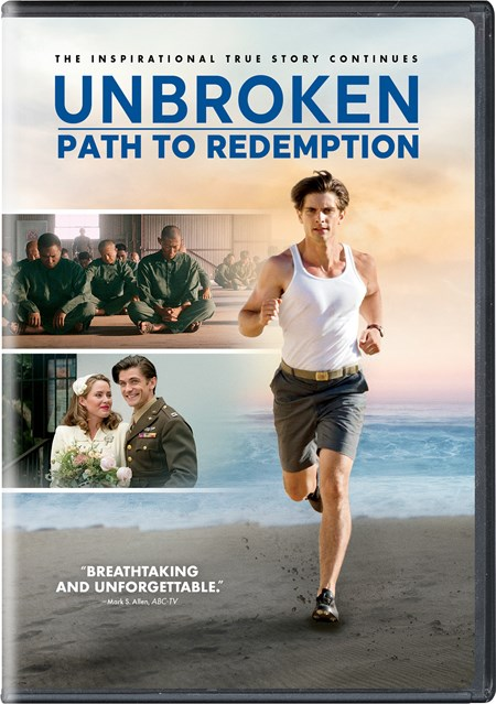 Unbroken - Path to Redemption [DVD]