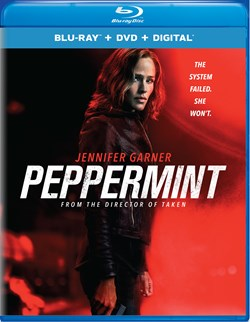 Peppermint (with DVD) [Blu-ray]