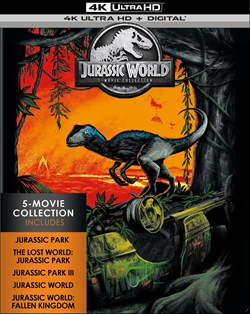 Jurassic World: 5-movie Collection (4K) [UHD]