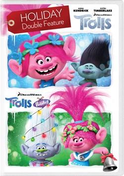 Trolls/Trolls Holiday [DVD]