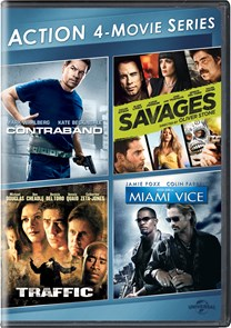 Contraband/Savages/Traffic/Miami Vice [DVD]