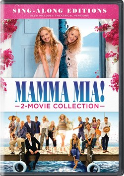 Mamma Mia!: 2-movie Collection (Normal (Sing-Along Edition)) [DVD]