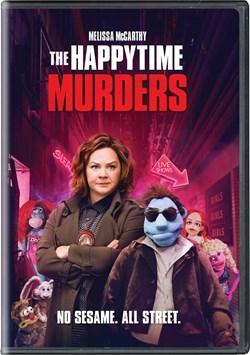 The Happytime Murders [DVD]
