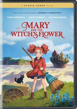 Mary and the Witch's Flower [DVD]