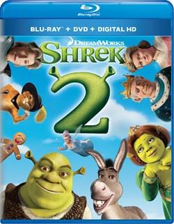 Shrek 2 (with DVD) [Blu-ray]