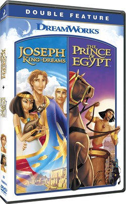 Joseph: King of Dreams/The Prince of Egypt [DVD]