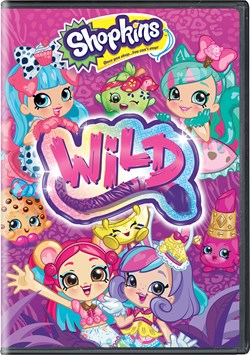 Shopkins: Wild [DVD]