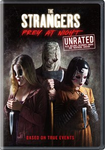 The Strangers - Prey at Night [DVD]