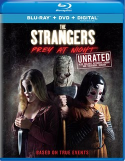 The Strangers - Prey at Night (with DVD) [Blu-ray]