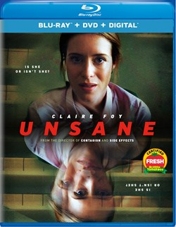 Unsane (with DVD) [Blu-ray]
