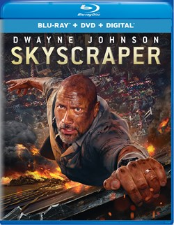 Skyscraper (with DVD - Double Play) [Blu-ray]