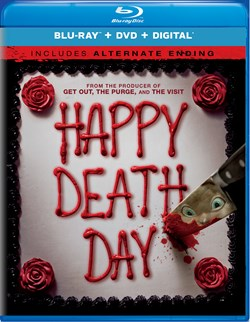 Happy Death Day (with DVD) [Blu-ray]