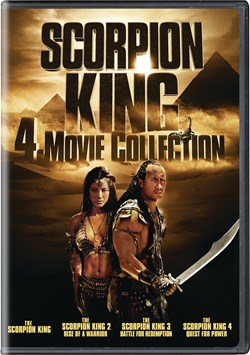 The Scorpion King: 4-movie Collection [DVD]