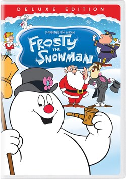 Frosty the Snowman (Deluxe Edition) [DVD]