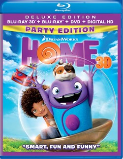 Home (with DVD) [Blu-ray]