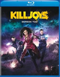 Killjoys: Season Two [Blu-ray]