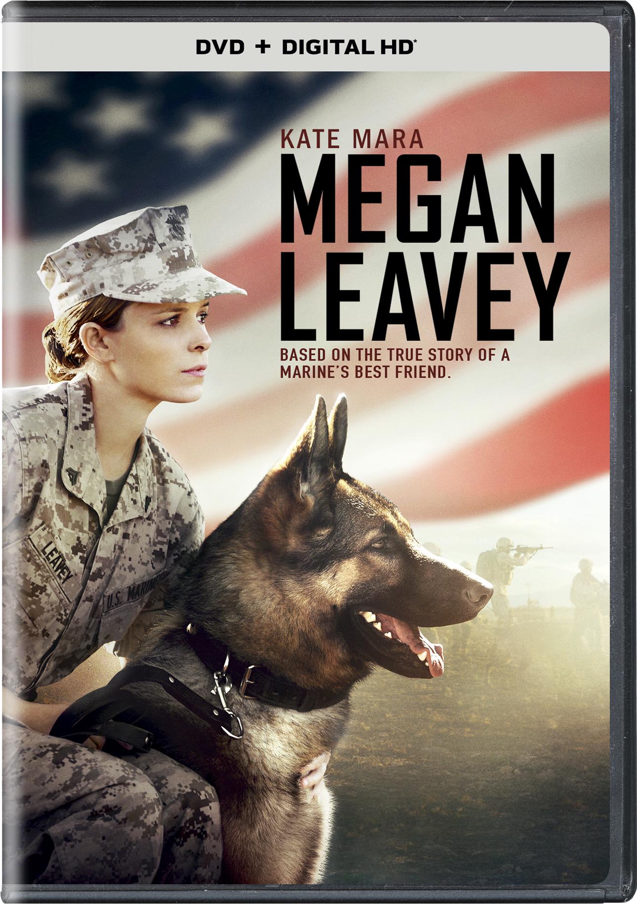 Megan Leavey [DVD]