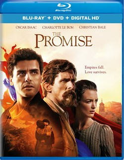 The Promise (with DVD) [Blu-ray]