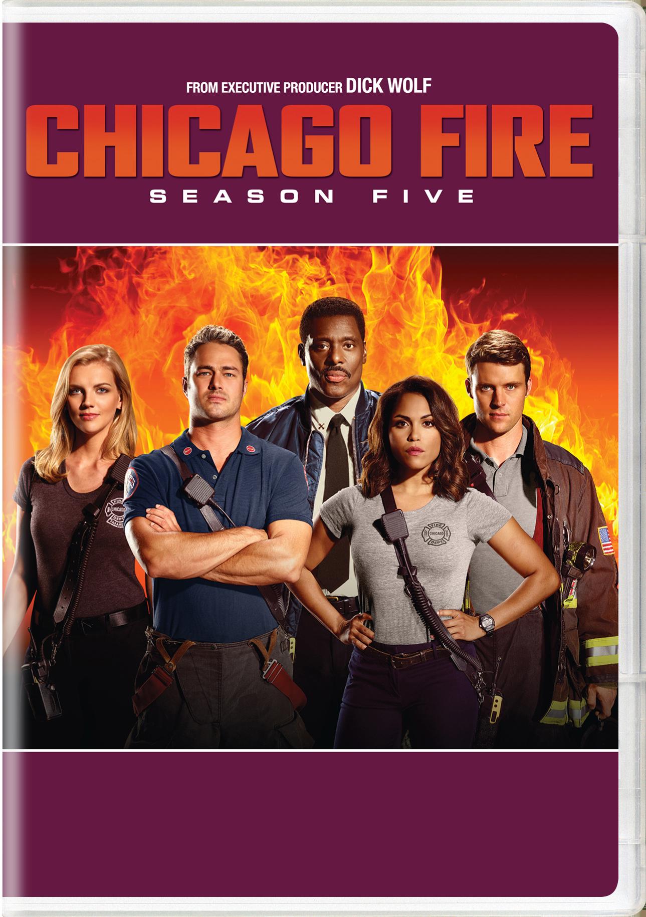 Chicago Fire: Season Five [DVD]