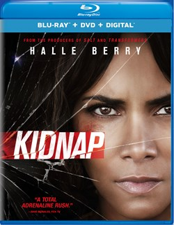 Kidnap (with DVD - Double Play) [Blu-ray]