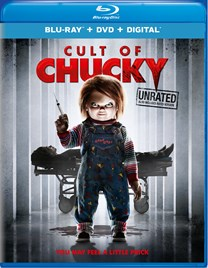Cult of Chucky (with DVD - Double Play) [Blu-ray]