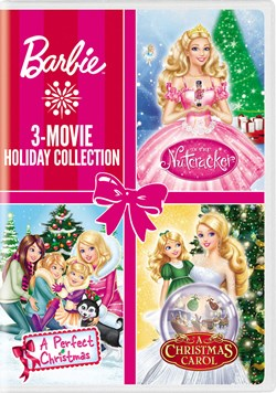 Barbie: Christmas Collection [DVD]