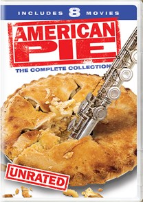 American Pie: All 8 Pieces of Pie [DVD]