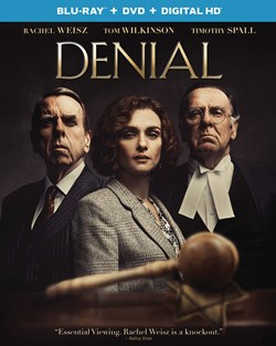 Denial (with DVD - Double Play) [Blu-ray]