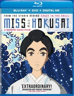 Miss Hokusai (with DVD) [Blu-ray]