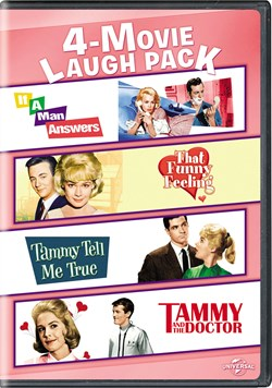If a Man Answers/That Funny Feeling/Tammy Tell Me True/... [DVD]