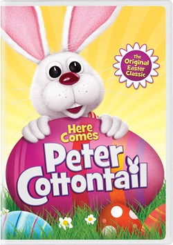 Here Comes Peter Cottontail [DVD]