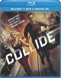 Collide (with DVD - Double Play) [Blu-ray]