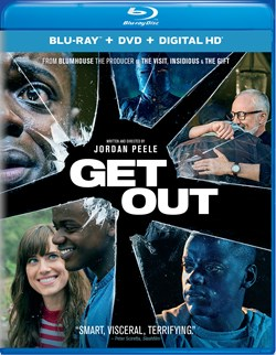 Get Out (with DVD) [Blu-ray]