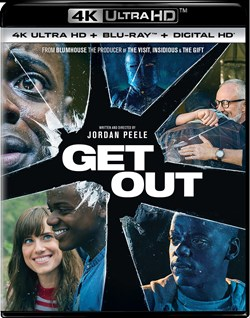 Get Out (4K Ultra HD) [UHD]