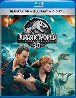 Jurassic World - Fallen Kingdom  Blu-ray 3D [Blu-ray]