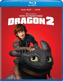 How to Train Your Dragon 2 (with DVD) [Blu-ray]