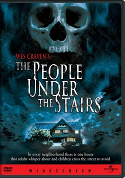 The People Under the Stairs [DVD]