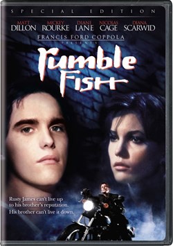 Rumble Fish (Special Edition) [DVD]