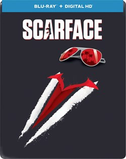 Scarface (Limited Edition) [Blu-ray]