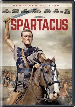 Spartacus [DVD]