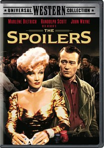 The Spoilers [DVD]